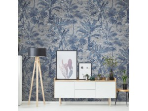 Papel pintado Jannelli & Volpi Forest Tropical 50103