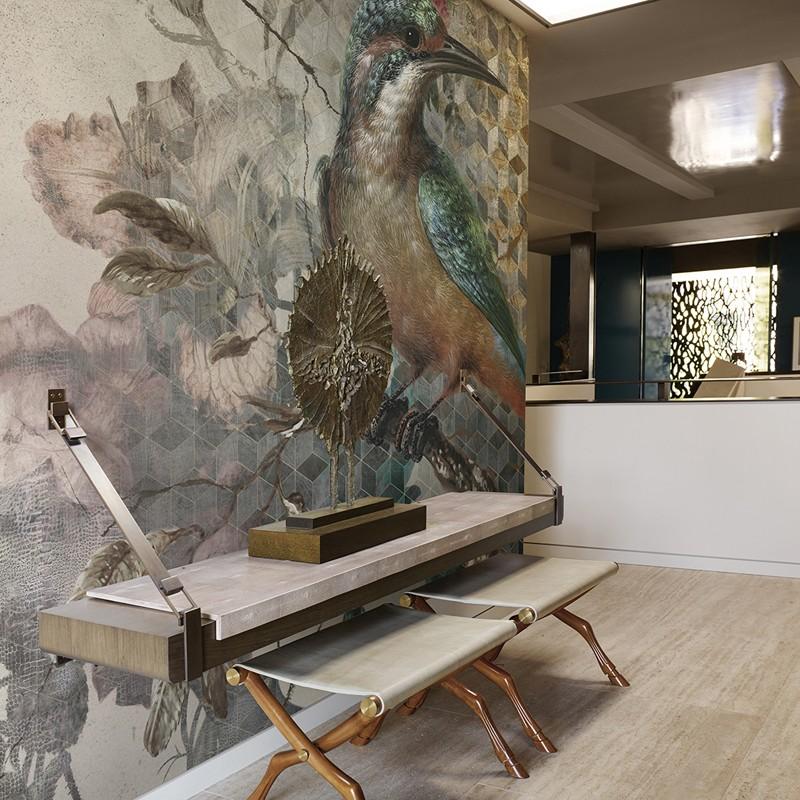 Tomorrow MU11103  Muance Mural