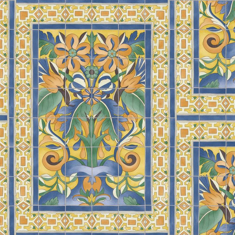 Papel pintado Cole & Son Sevilla Triana 117-5015