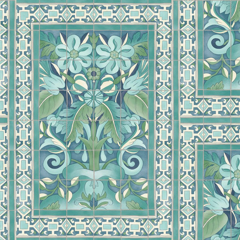 Papel pintado Cole & Son Sevilla Triana 117-5014