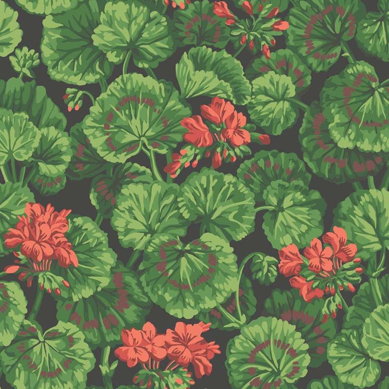 Papel pintado Cole & Son Sevilla Geranium 117-11033