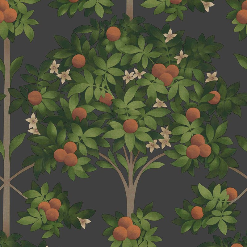 Papel pintado Cole & Son Sevilla Orange Blossom 117-1003