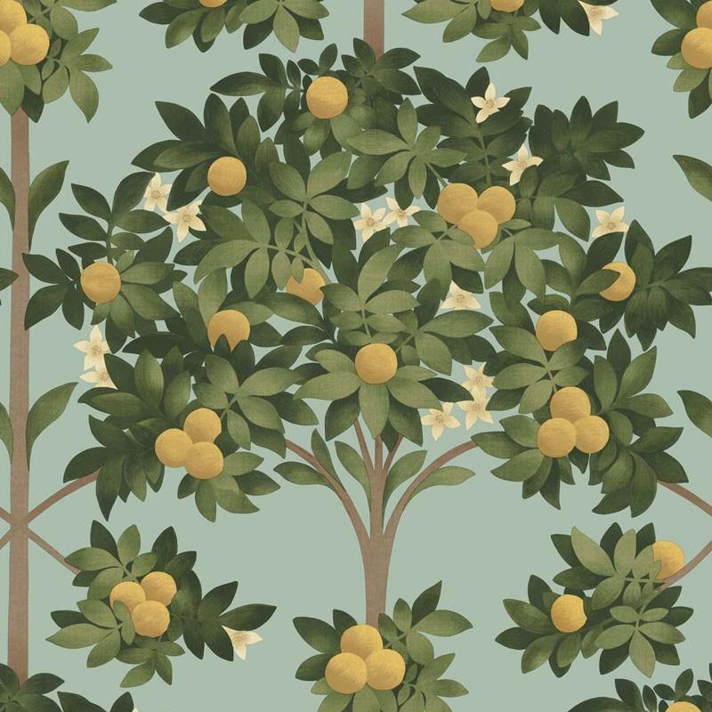 Papel pintado Cole & Son Sevilla Orange Blossom 117-1002