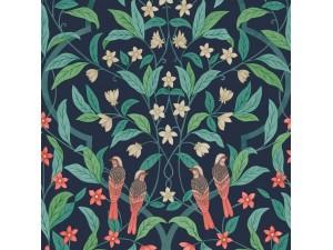Papel pintado Cole & Son Sevilla Jasmine & Serin Symphony 117-10030