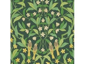 Papel pintado Cole & Son Sevilla Jasmine & Serin Symphony 117-10029