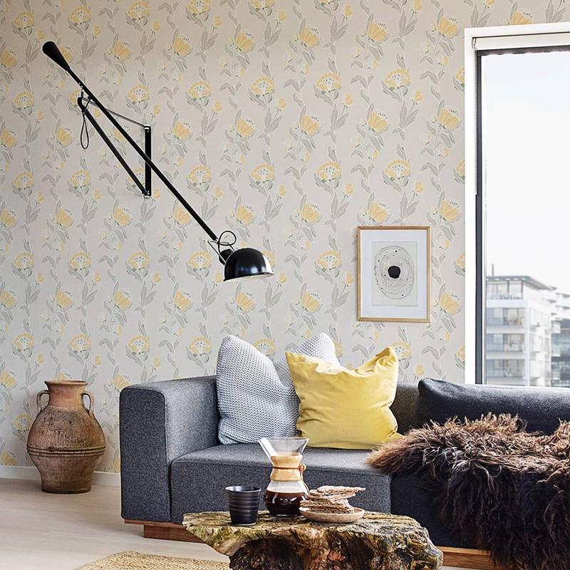 Papel pintado Living@ Home Wild Bouquet 620930