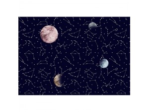 Mural Coordonné Instant Galaxy 8500161