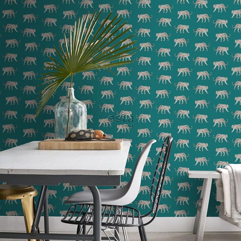 Paradise ESTAhome Papel pintado 139180