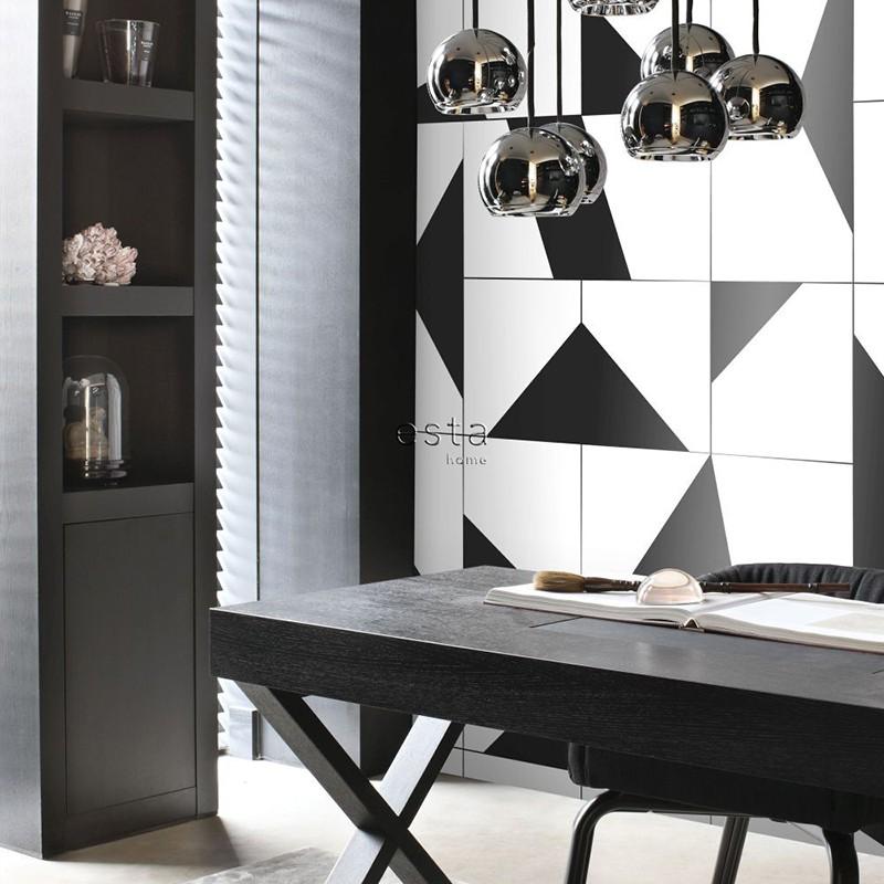 Black & White 158933 Mural ESTAhome 155-158908