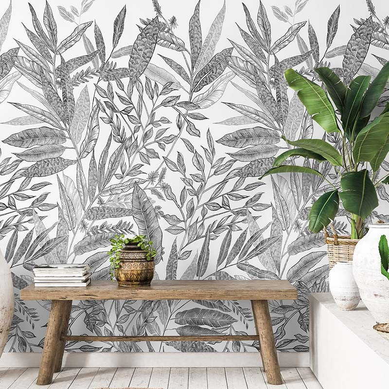 Mural A Colowall Tropical Walls 265
