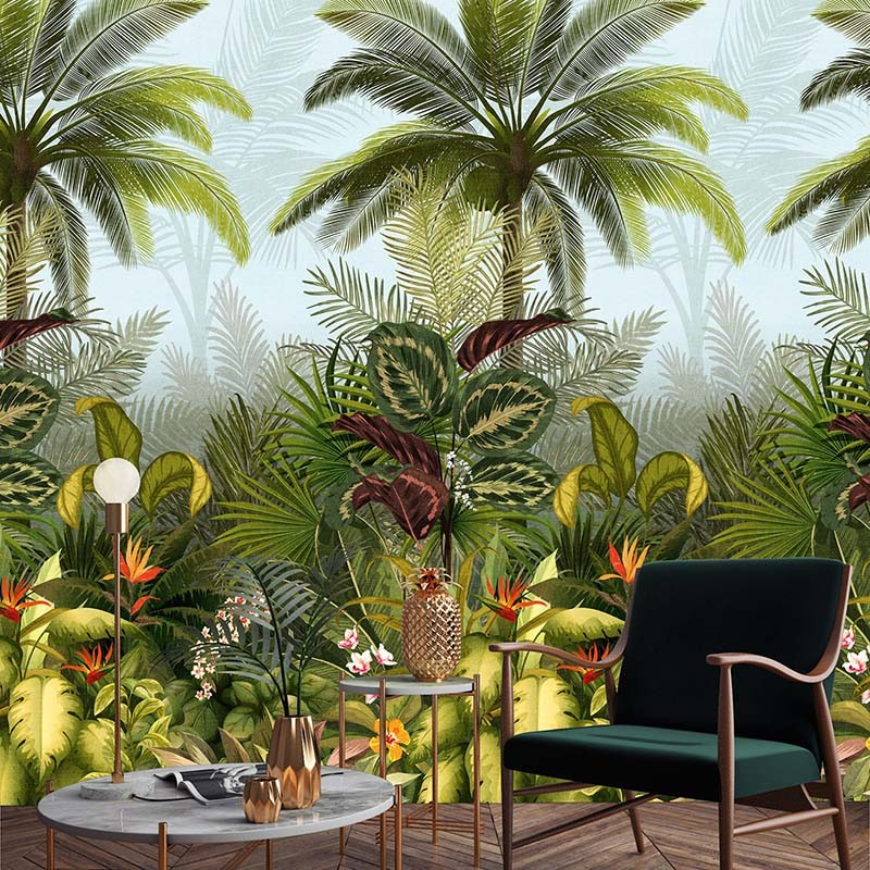 Mural B Colowall Tropical Walls 265