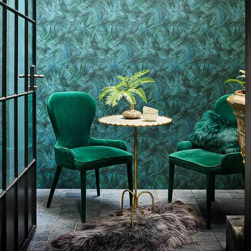 Papel pintado La Maison Grand Sauvage Greenery GRS561