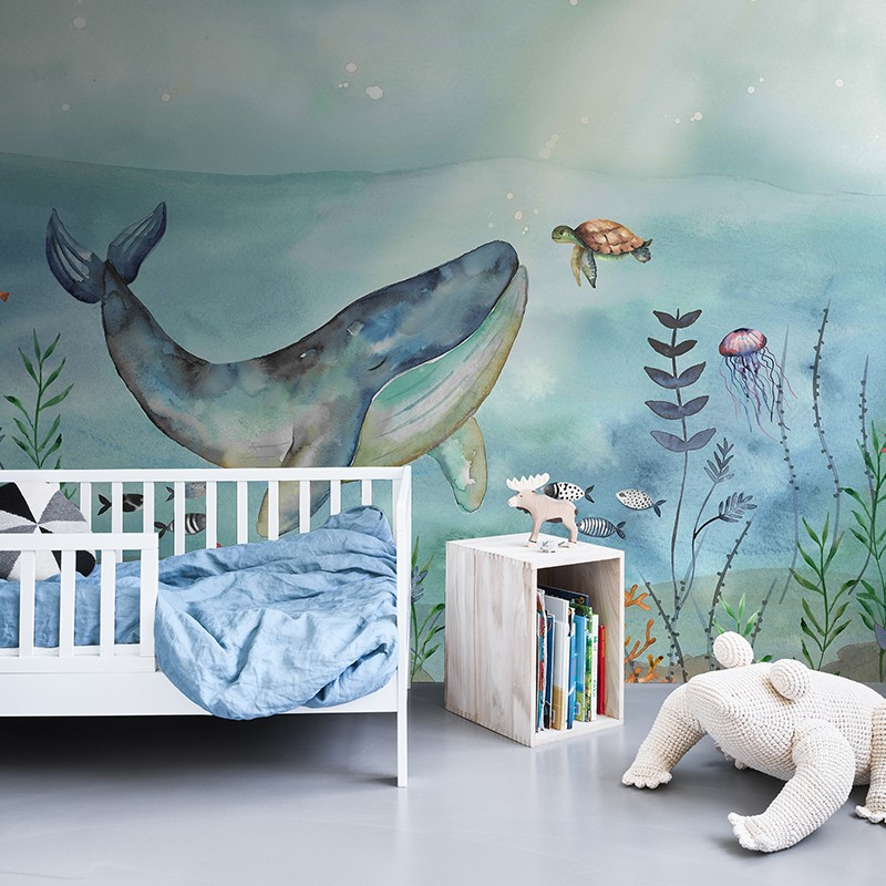 Mural decorativo La Maison Yoohoo Ocean Friend YOH441M