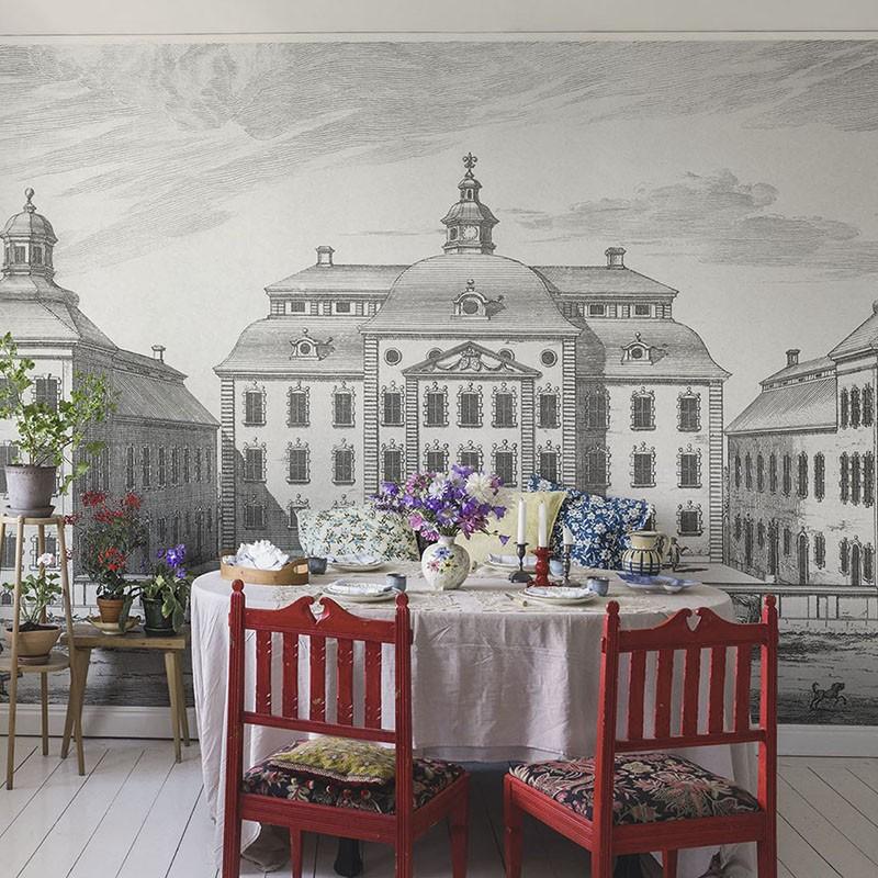 Mural Decorativo Sandberg Löfstad Slott 657-31