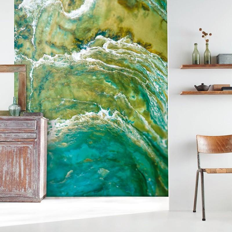 Mural Casadeco Beauty Full Image Jade BFI69897060
