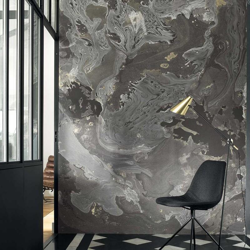Mural Casadeco Beauty Full Image Obsidienne BFIM81139801