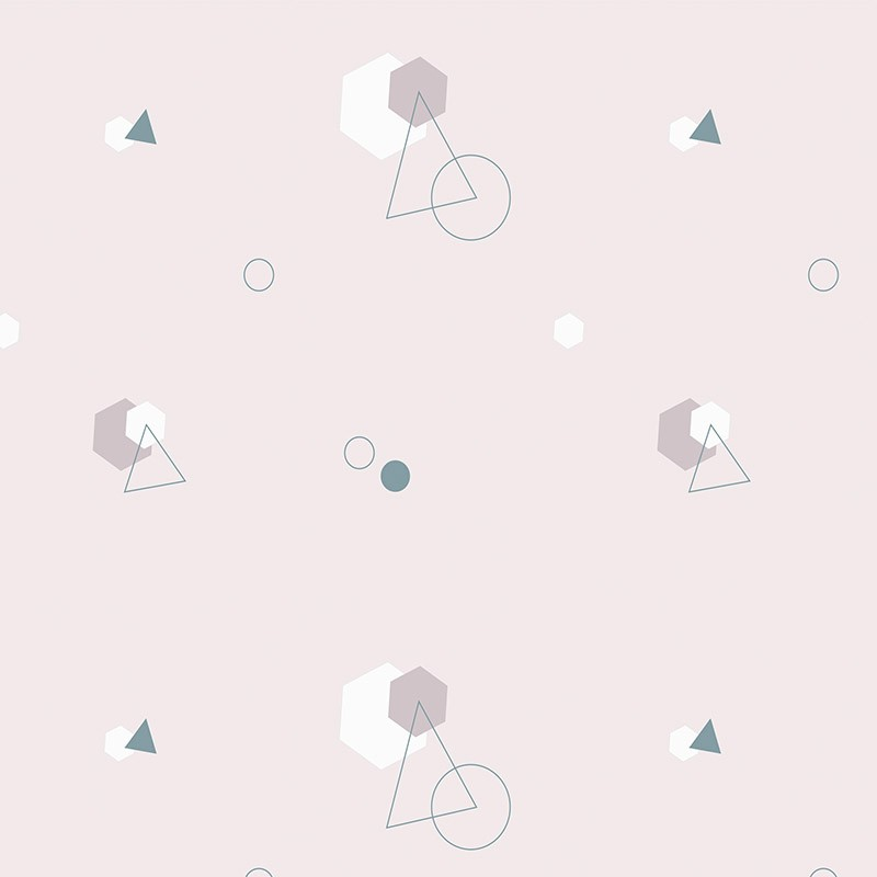Papel Pintado AtelierWall Collection 2020 Geometric Shapes A18 004