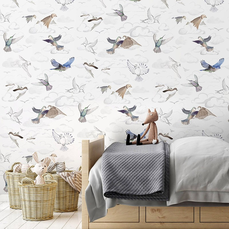 Papel Pintado AtelierWall Collection 2021 Flying Freedom A20 007