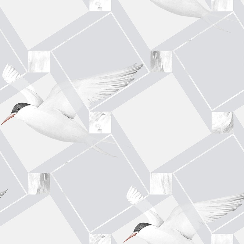Papel Pintado AtelierWall Collection 2021 Bird Illusion A20 009