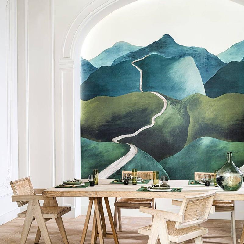 Mural Casamance Panoramas Toscana 74961630