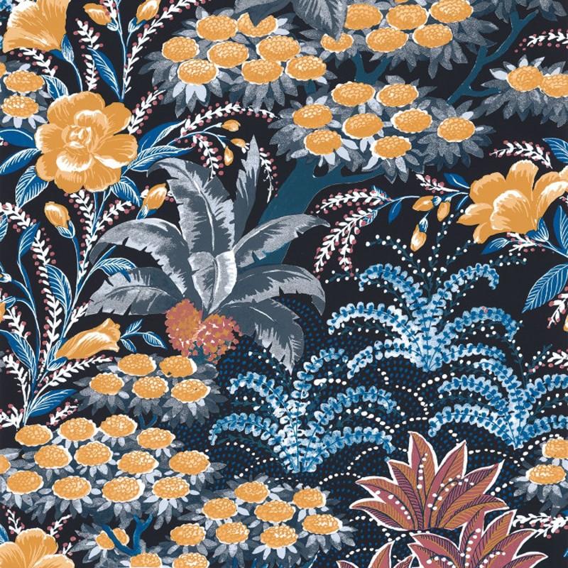 Papel pintado Casamance del Catálogo Été Indien 75080610