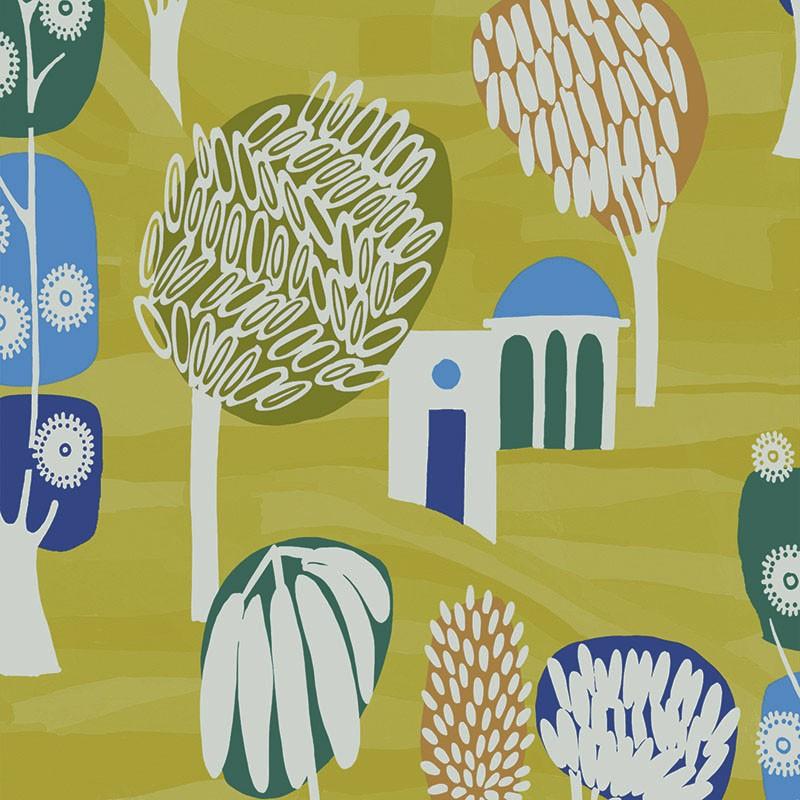Papel Pintado Élitis Les Petites Histories Balade en toscane TP32102