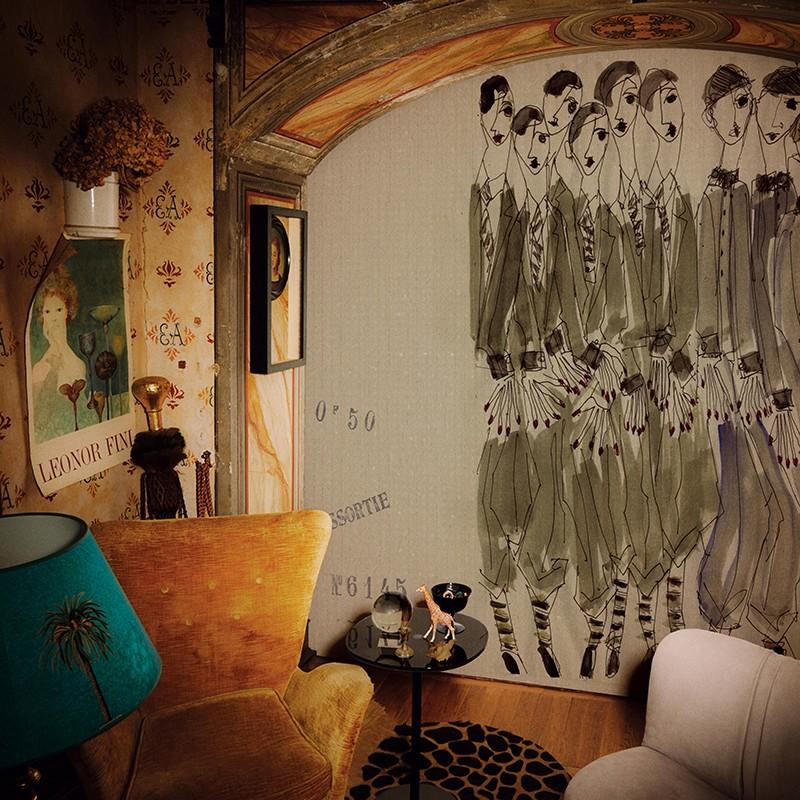 Mural Wall&Decò 2020 Academie royale WDAR2001