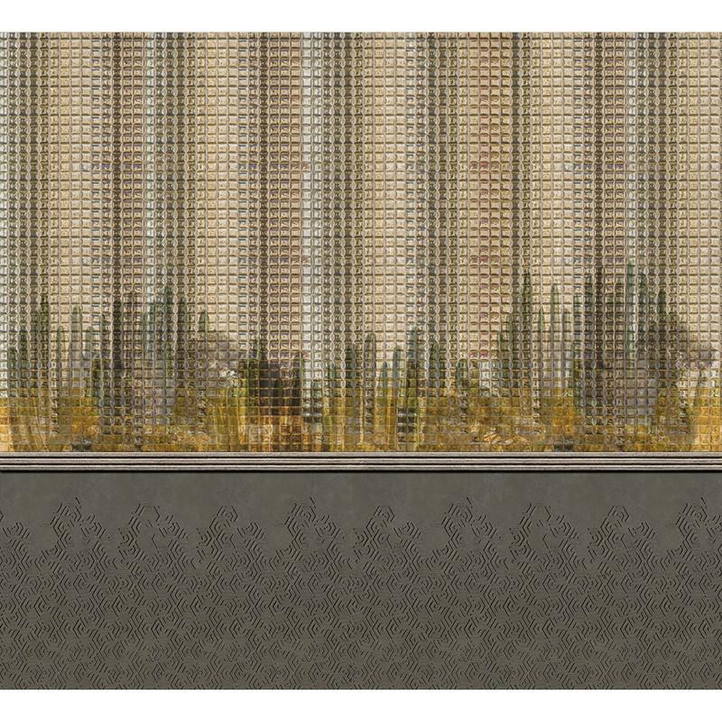 Mural Wall&Decò 2020 Ortogonale Sonora WDSO2002