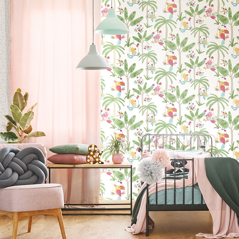 Papel pintado Iberostil Baby Love 01-1613003