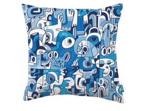 Cojín Kirkby Design x Jon Burgerman KDC5140-04
