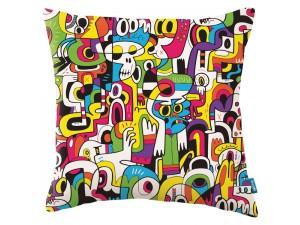 Cojín Kirkby Design x Jon Burgerman KDC5140-07
