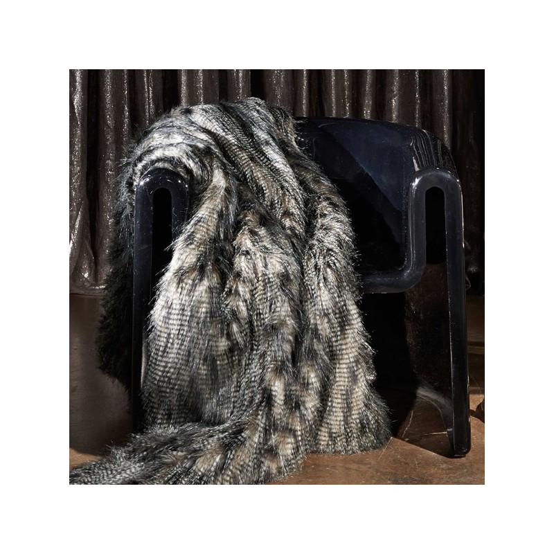 Piel sintética Zinc Textile Shadow Mountain Furs Z337-01 A