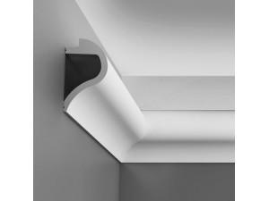 Orac Decor Cornisa Iluminación Indirecta Luxxus C364 Wave