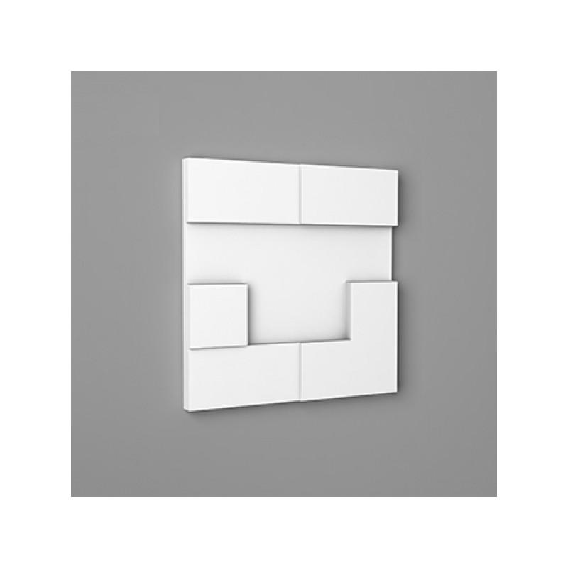 Orac Decor Paneles 3D Luxxus W103 Cubi