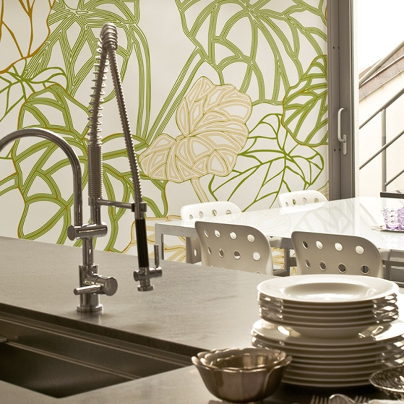 Mural Wall&Deco Contemporary Wallpapers 2010 Amazon BBAM0902 A