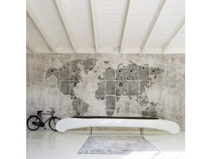Mural Wall&Deco Contemporary Wallpapers 2011 News Planet WDNP1101 A