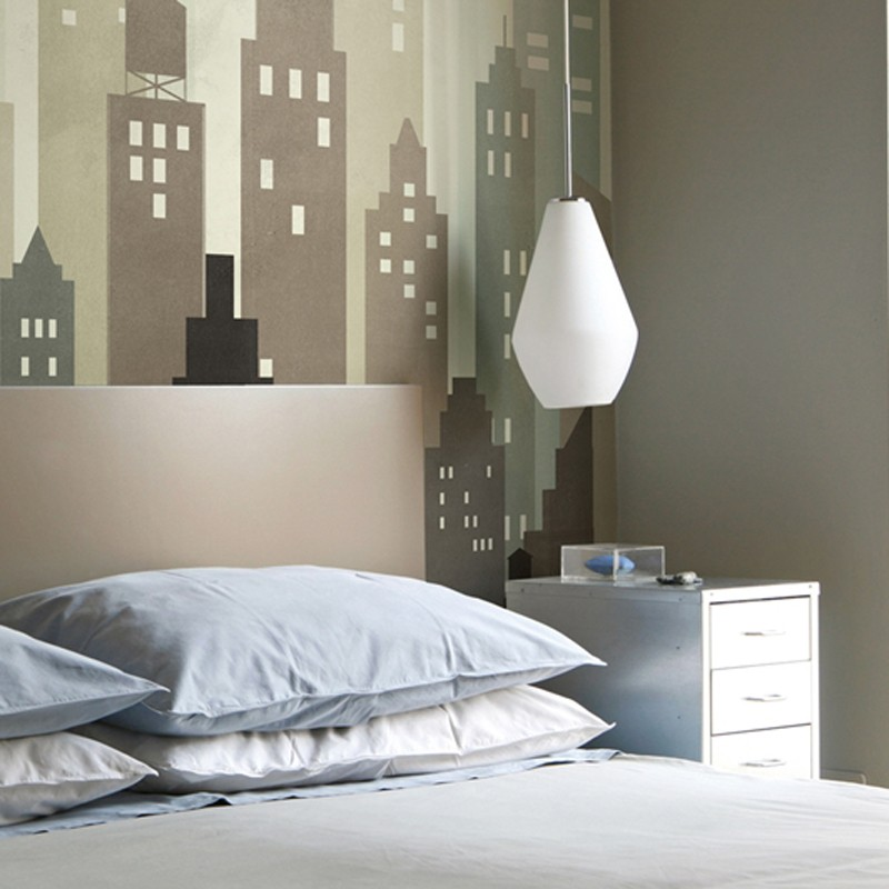 Mural Wall&Decò Contemporary Wallpapers 2012 Empire TTEM1201 A