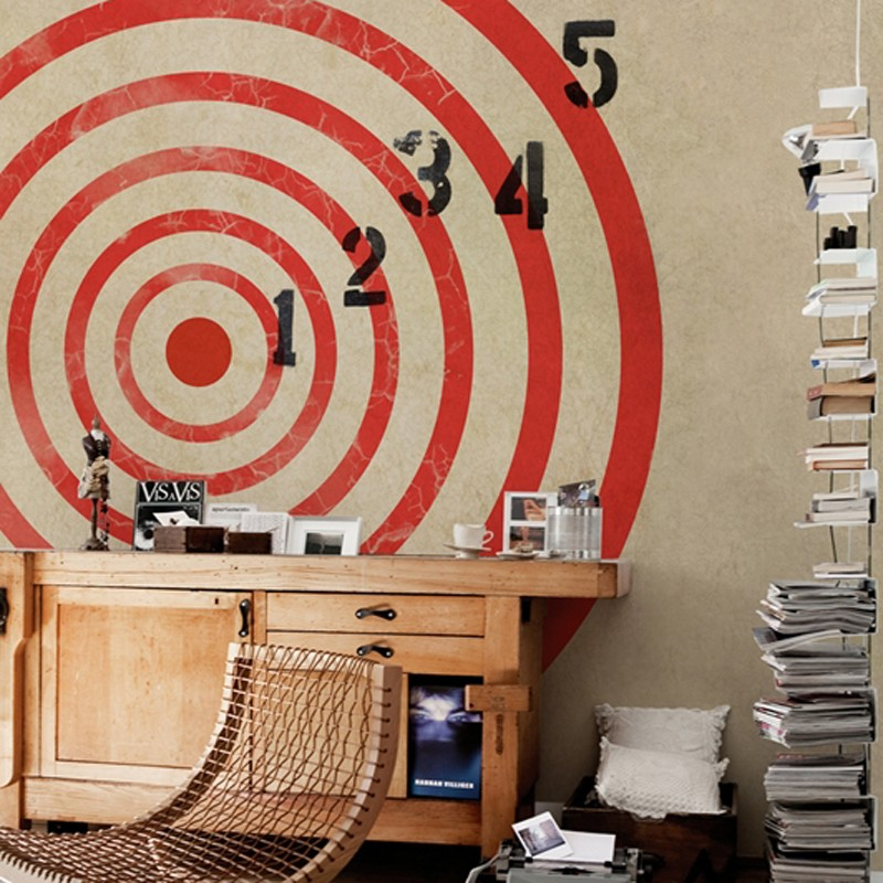 Mural Wall&Decò Contemporary Wallpapers 2012 Shooter WDSH1201 A