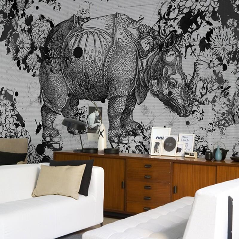 Mural Wall&Decò Contemporary Wallpapers 2013 Wunderkammer WDWU1301 A