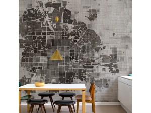 Mural Wall&Decò Contemporary Wallpapers 2013 No plan WDNO1301 A