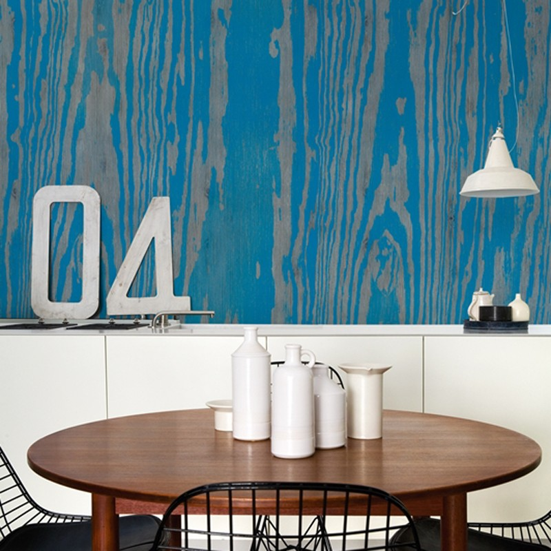 Mural Wall&Decò Contemporary Wallpapers 2013 Blue Essence WDBE1301 A