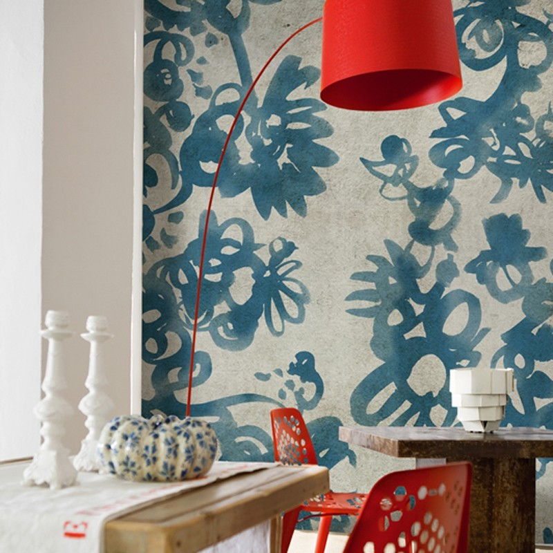 Mural Wall&Decò Contemporary Wallpapers 2013 Absintho WDAB1301 A
