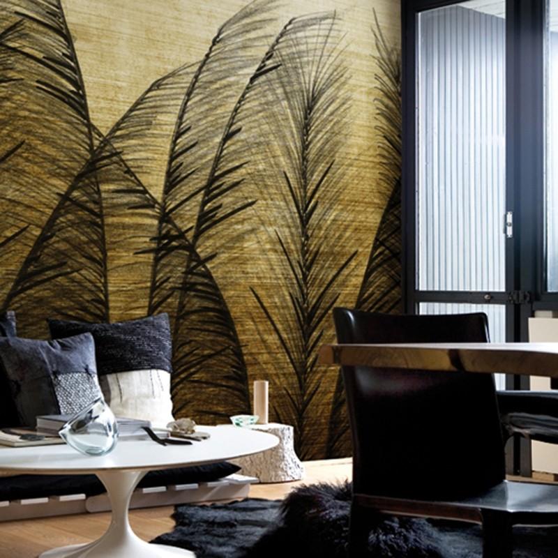 Mural Wall&Decò Contemporary Wallpapers 2014 Golden Wind WDGW1401 A
