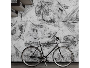 Mural Wall&Decò Contemporary Wallpapers 2014 Traces WDTR1401 A