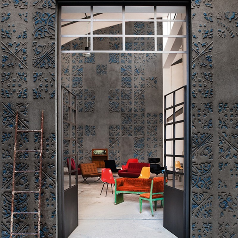 Mural Wall&Decò Contemporary Wallpapers 2014 Imprinting WDIP1401 A