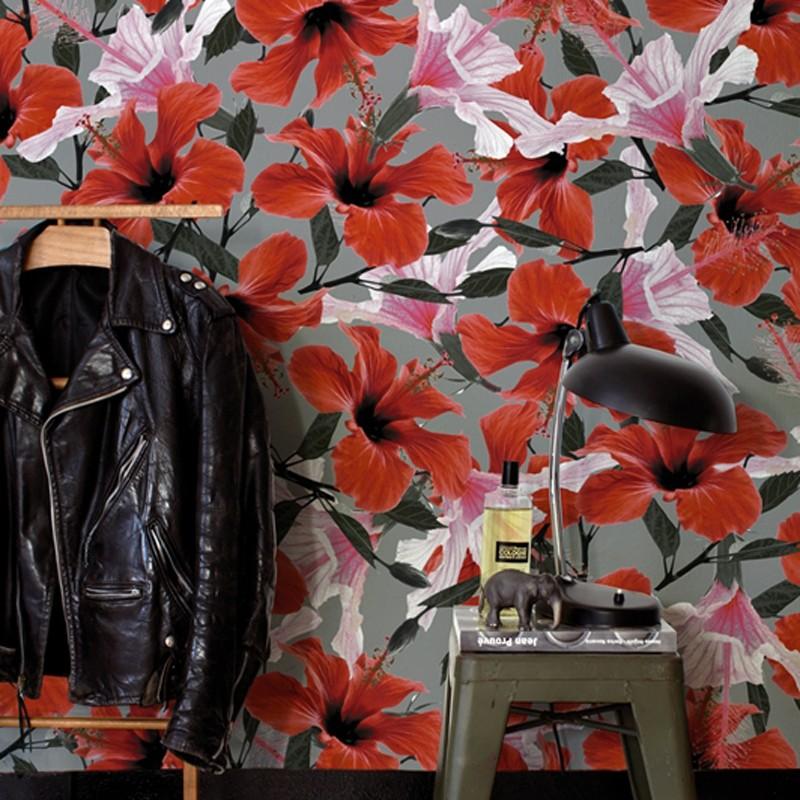 Mural Wall&Decò Contemporary Wallpapers Anniversary Tropicalia WDAN15TR A
