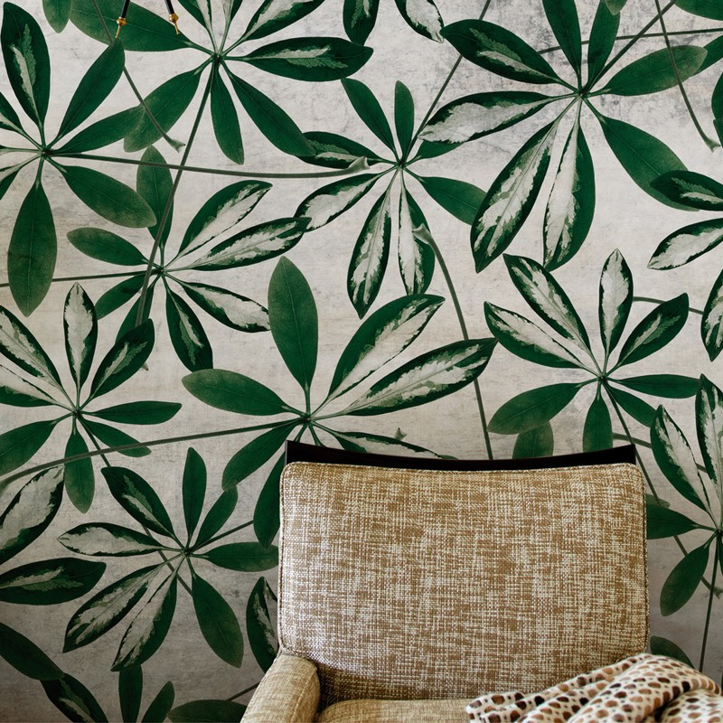 Mural Wall&Decò Contemporary Wallpapers Anniversary Jungle Reloaded A