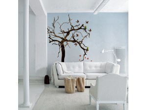 Mural Wall&Decò Contemporary Wallpapers Anniversary Cherry Tree WDAN15CT A