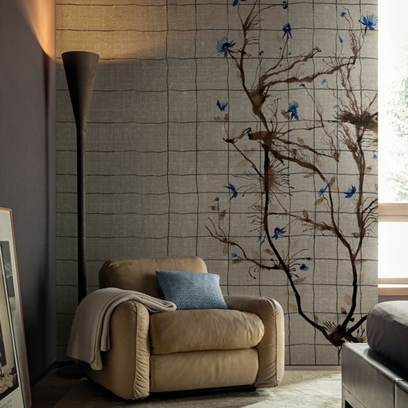Mural Wall&Decò Contemporary Wallpapers 2015 Lino WDLI1502 A