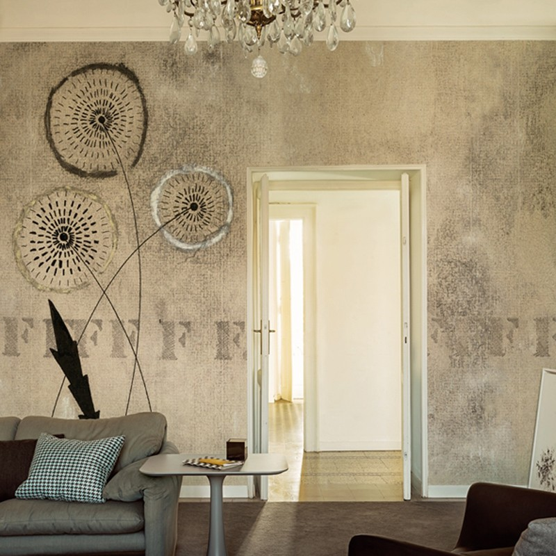 Mural Wall&Decò Contemporary Wallpapers 2015 FFF WDFF1501 A